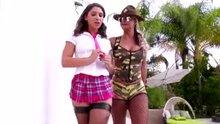 Anal Boot Camp 3 - Abella Danger & Phoenix Marie