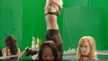 Jessica Alba strip club scene in Sin City 2