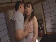 Nana Aoyama | Busty Stepmother
