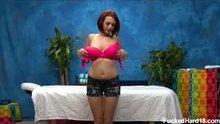 Jessica Robbin massage scene