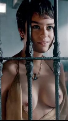 Rosabell Laurenti Sellers hard nipples on Game of Thrones(cropped for mobile, color corrected)
