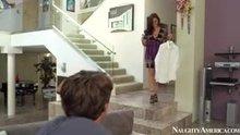 Raylene and Tyler Nixon in My Friend's Hot Mom