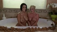 Sophie Dee & Dylan Ryder - Wet Cookies and Milky Tits