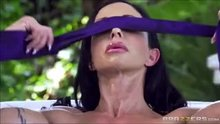 "Jewels Jade - ""My friend's blindfolded mom"""