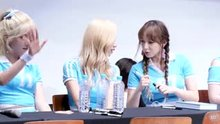 Wjsn - Youreum wants a kiss from Chengxiao