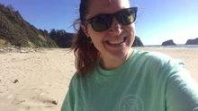 Boobies at the Beach