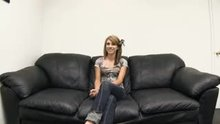 Cutie Lauren In 15 Seconds | Backroom Casting Couch
