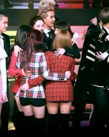 Red Velvet- Happy New Year Ft Irene Cheek