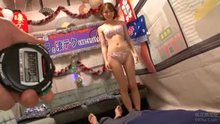 Misaki Honda | If You Can Withstand Misaki Honda's Mind-blowing Handjob Technique, You Can Give Her A Creampie!