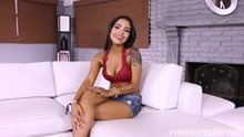 Nikki Kay - Young Latina Punished
