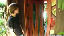 Bobbi Starr goes on a date with a fan (Can He Score)