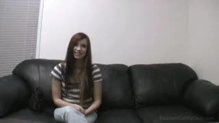 Redhead sheehan casting couch