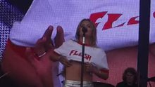 Tove Lo Flashes Crowd at Outside Lands 2017