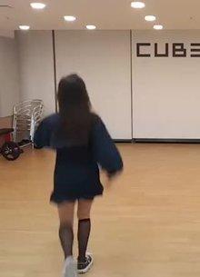 CLC Seungyeon (And Yujin) V Live Compilation