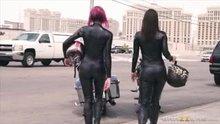 Bloodthirsty Biker Babes