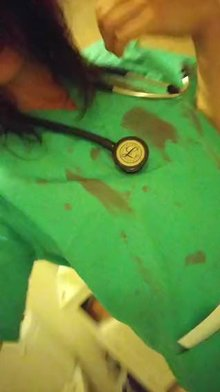 """Gone from professional to """"pro(f)essional Halloween""""'; you like?"""