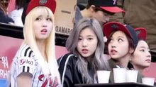 Twice girls sucking the soul out of the cameraman