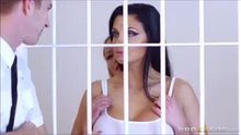 Aletta Ocean locked up