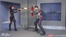 Peta Jensen - Captain America A XXX Parody