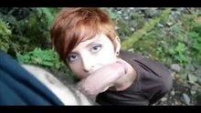 Ryanne Redd outdoors