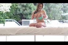 Rachel Roxxx   Big Boobs Small Bikini