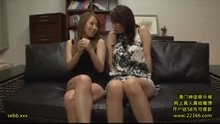 Ayumi Shinoda and Erika Kitagawa   Hot Sisters Swallow Their Husbands' Creampies
