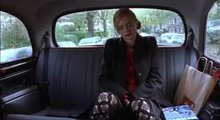 Heather Graham getting horny in the taxi
