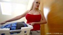 Sandra Star walks in on her stepson
