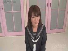 Mayuka's Thick Bukkake Facial