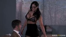 I wish Audrey Bitoni was my teacher.....