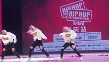 Dancing nip slip