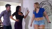 Romi Rain & Melissa May - Room, Board and Bang