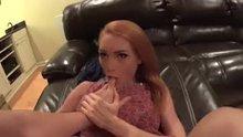 Jenny Blighe - Hot Ginger Clothed Sex