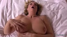 Beautiful Natural German Milf Tits.