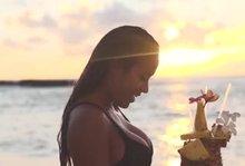 Sunset Goddess
