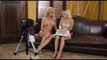 naughty girl !
