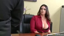 Alison Tyler - Big Tits At Work