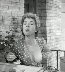 Delia Scala - Italian ballerina and actress.