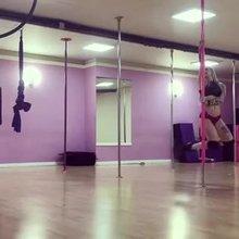 Pole Dancer and WBFF Pro Lauren Kenealy