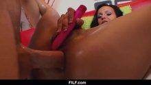 Chanel White Takes A Dick In The Ass