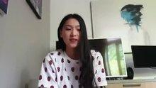Chinese girl sucks cock