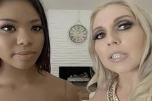 """Nia Nacci & Christie Stevens """"Housewife and her Daughter"""""""