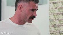 """Demi Sutra Gives Her White StepDad a """"Massage"""" (Nuru Massage)"""