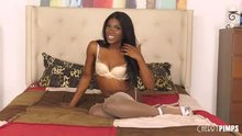 Ana Foxxx pounded in bed