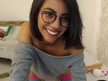 Latina Cutie Biankka!