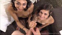 Both Girls Get Some