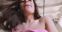 Lana Rhoades gets a whole load in her mouth