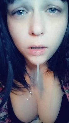 Big eyes, Deep throat?