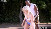 Blacked - Allie Nicole (Sex And Basketball)