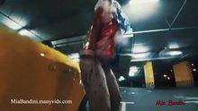Horny Harley Quinn